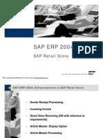 SAP Retail Store ECC5 0