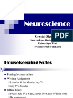 CLS PHYS3110 Neuroscience StudentCopy