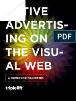 Native Advertising on the Visual Web