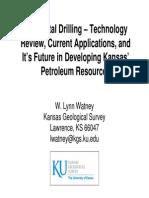 Watney KBA KIOGA Horizontal Drilling