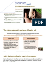 Bionic µsoil - Arable Soil for Future Generations
