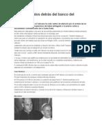 Los escándalos detrás del banco del Vaticano
