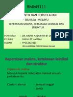BMM3111FAIZAHSANI