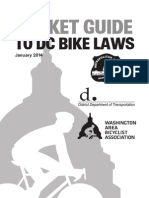 DC Bike Law Pocket Guide Jan2014
