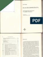 4 Markoff Olas de Democracia