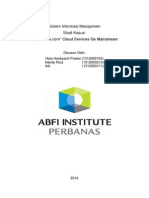 Sistem Informasi Manajemen KELOMPK KOMPLIT