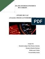 Proiect Piata Auto