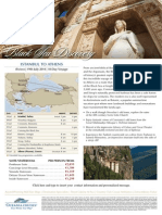 PRO40538 Black Sea Discovery Flyer_EURO_Editable Travel Agent
