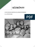 Tanári kézikönyv 1-12 évf_imprimatura