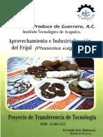Recetas Harina de Frijol PDF