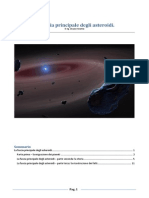 La Fascia Principale Degli Asteroidi