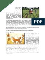 La Agricultura