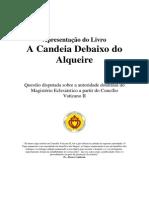 A Candeia Debaixo do Alqueire (apresentação) - Pe. Álvaro Calderón-FSSPX