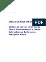MSB08 Herramienta Para El Calculo de La Resistencia de Elementos Descripcion Tecnica