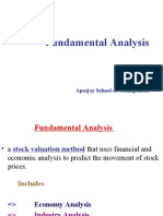 7,8. Fundamental Analysis