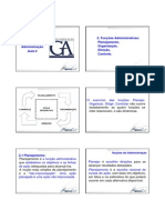 Funçoes Administrativas Slide Net