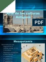 Arte de Las Culturas Antiguas