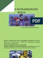 Curso de instrumentación Básica. Febrero 2014