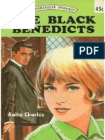 The Black Benedicts - Anita Charles