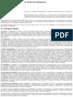 Capítulo 63 - Agentes Antimicrobianos