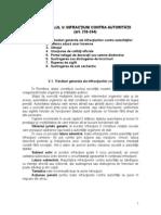 Drept Penal Special Note de Curs Sem II