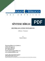 sintese biblica