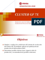 Cluster Gf 7x