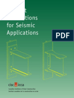 Moment Connections Seismic Applications