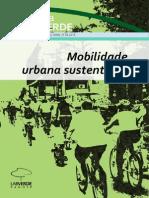 Mobilidade urbana sustentável
