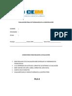EVALUACIÓN FINAL DE TECNOLOGÍA DE LA CONSTRUCCIÓ a (1)