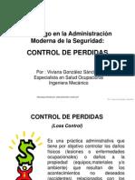 CONTROL DE PÉRDIDAS - LOSS CONTROL PDP