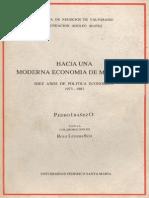 Hacia una moderna economía de mercado