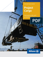 Www.agcs.Allianz.com Assets PDFs Product Brochures AGCS Project Cargo Brochure 022712engineers and Marine Surveyors In