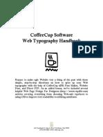 Web Typography Handbook