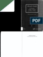 Libertad y Estado.filosofia Juridico-Politica de Alvaro dOrs
