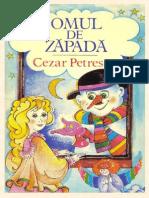 212918745 Cezar Petrescu Omul de Zapada Copii