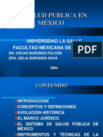 Salud Publica, Epidemiologia1, Modulo de Salud Publica.