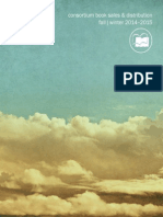 Fall/Winter 2014-2015 Frontlist Catalog