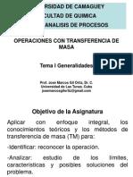 Clase 1-Generalidades 14-3-2014