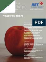 Enfermería del Trabajo, volumen 4, número 2, 2014