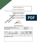 ESP 550 012 I GD 004 B Estrategia de Control Molienda
