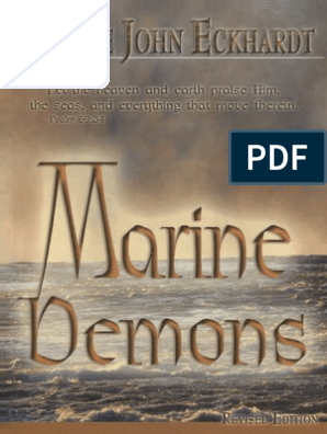 Marine Demons by John Eckhardt | Philistines | Mythology