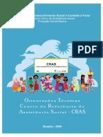 Orientacoes Tecnicas Centro de Referencias de Assistencia Social Cras 1 1