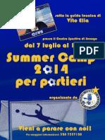 Summer Camp 2014 Portieri