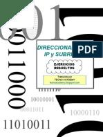 Direccionamiento Ip y Subredes Ejercicios Resueltos 1194346207489436 2