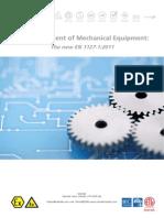 Risk Assessment of Mechanical Equipment EN1127-1