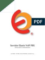 Servidor Elastix VoIP PBX - Instalación y configuración
