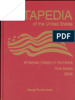 Datapedia of the United States - American History in Numbers