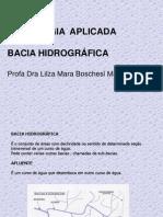 AULA BACIA HIDROGRÁFICA