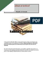 Kalimat at tawheed